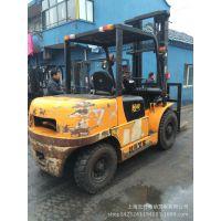 原版二手杭州4吨4米门架叉车丶在线经销丶深圳市二手叉车市场