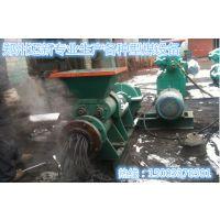 煤粉制棒机 高效节能煤棒机 180煤棒挤出机 煤泥成型机  厂家直销