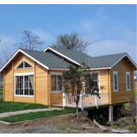绿宸生态木质休闲房屋RC-K-011、厂家直销、式样美观、节能环保、延年益寿