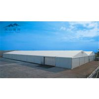 大型仓储篷房,临时搭建使用的大篷,铝合金结构