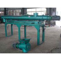 GLS型管式螺旋输送机是利用旋转的螺旋将被输送的物料沿固定的机壳内推移而进行输送工作