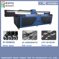 木板装饰画平板打印机UV万能打印机价格 创业设备致富机器供应商