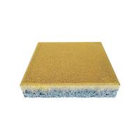 宁夏透水砖抗压强度c40透水砖银川璞锐克面包砖