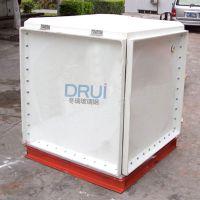 冬瑞热销 环保耐用玻璃钢消防楼顶水箱 供水设备 无负压水箱