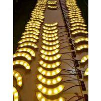 LED瓦楞灯 乔光照明户外灯具定制厂家