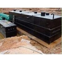 深圳A3/O 硫化床生物膜反应器一体化地埋式小区污水处理设备