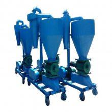 吉林软管式吸粮机 气力输送机工作原理 结构简单紧凑