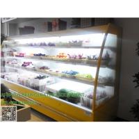 南充 达州 火锅柜厂家 雅安 阿坝自助火锅展示柜 绵阳火锅配菜柜价格
