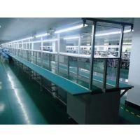 河源车间生产线工作台铝型材流水线生产组装拉线 快递分拣线 打包装线 壹镁电子设备厂商