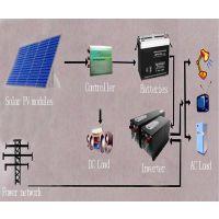 阳光电源产品热销6000W 24V家用逆变器 太阳能光伏发电系统 48V逆变电源