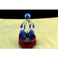供应水晶海豚,水晶动物,八音盒海豚 定做各种水晶工艺品