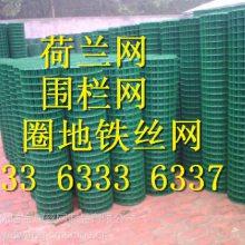 围山护林焊接铁丝围栏网@绿色塑胶铁丝网@养殖养鸡网批发