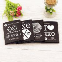EXO周边 二巡同款 吸油面纸瞬间去除油光 吸油纸化妆必备XYZ001