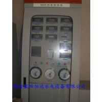 东升电站测温显示屏WSZP-6111A测温测速制动屏