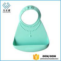 深圳厂家迪斯尼|OEM定制宝宝硅胶|吃|饭兜|高利润|高销量|高品质围嘴围兜