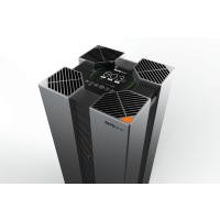 OEM厂家-碧普2016新品APP远程控制TVOC激光双传感智能空气净化器