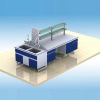 湖南钢木实验台厂家 定制实验台 各类材质均可订做 禄米