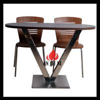 餐厅家具餐桌餐椅工厂批发各类餐厅家具桌椅五金配件产品时尚大方