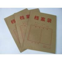 广东纸袋定制,广州档案纸袋制作,厂家直销档案纸袋