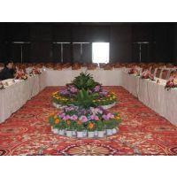 郑州市花卉租摆公司之室内摆放花卉时的搭配技巧