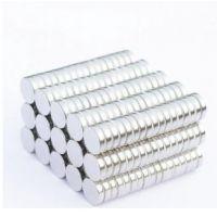 供应磁铁 强力钕铁硼磁铁 单面磁铁加铁片 包装礼品中盒磁铁
