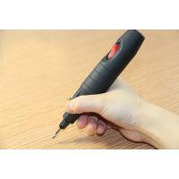 12V 水晶刻字笔 电瓶打磨机 雕刻机电磨牙科琥珀雕刻工具A-228