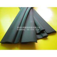 硅橡胶密封条 耐高温耐低温不变形 定做各种硅胶密封条