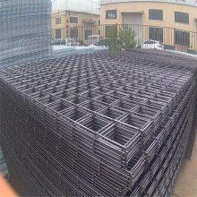 重庆黑铁丝网片 钢筋焊接网片 建筑铁丝网多少钱