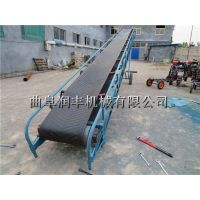 6米长运输机 润丰 带式装车输送机 皮带机厂家