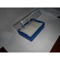 江苏专业生产钻头塑料盒 蓝色外观 量大价格从优 pc料塑胶盒
