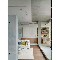 仿清水混凝土漆 墙面仿古做旧装饰粉末涂料 涂中鑫品牌