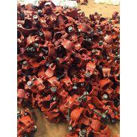 国标2.0斤玛钢扣件 直角扣件 一字扣件活动扣件厂家