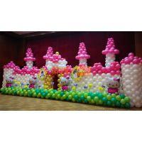 怎样可以布置一个好的宝宝生日宴(气球策划和布置)