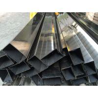 超市201不锈钢管货架用管 25*25*1.0不锈钢护栏 北京镜面管