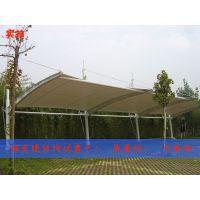 云南膜结构车棚设计制作 膜结构停车棚包装及运输 膜结构批发价格
