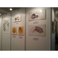 厂家定制展览艺术作品展板 高档美观 可自由组合展示板