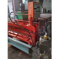双层压瓦机河北沧州兴益供应840/900两用彩钢压瓦机现货