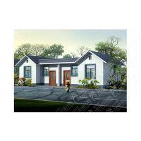 农村一层自建房,房屋全套设计图