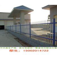甘谷铸铁焊接栅栏-武山锌钢护栏-优质方通栏杆