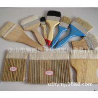 【油漆辅料】批发排笔刷/16支组成的排笔刷/精品羊毛排刷