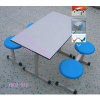 桐城YBLTCZY连体餐桌椅价格,连体餐桌椅厂家,连体餐桌椅批发,连体餐桌椅定做