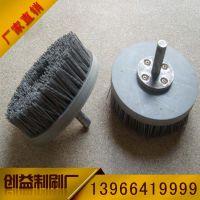 生产优质 PVC圆盘钢丝刷 PVC条刷各种清洁工具刷 价格优惠