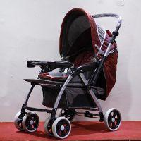 婴儿推车 可平躺坐睡轻便折叠双向四轮儿童宝宝手推车童车夏季