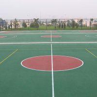 开平水性丙烯酸球场材料报价丙烯酸球场场地开平水性丙烯酸球场