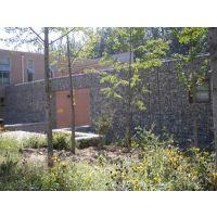 定制景观石笼网 铅丝笼网 雷诺护垫 围栏边坡防护网 河道加固网
