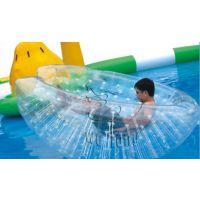 供应郑州卧龙水上漂浮物tpu聚醚材质一次性充气游乐设备