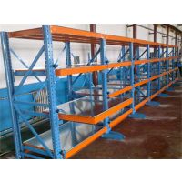 云南模具货架 正耀拉出式重型模具货架 承重5吨