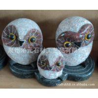 供应石头动物雕刻 小件雕刻 家居装饰 礼品雕刻