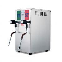 中美牌蒸汽开水机 奶泡机 开水机商用奶茶店 蒸汽开水两用