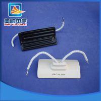长期生产 优质埋入式陶瓷加热瓦 120X60弧形陶瓷加热器